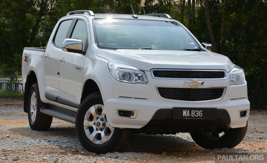 chevy colorado ltz