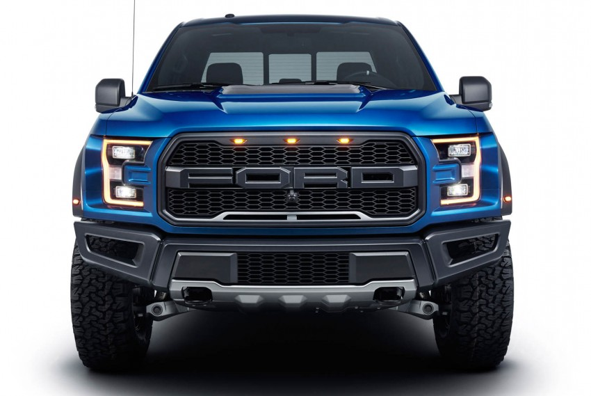2016 Ford F-150 Raptor – a high performance pickup truck with turbo power and ten-speed automatic! Image #302641
