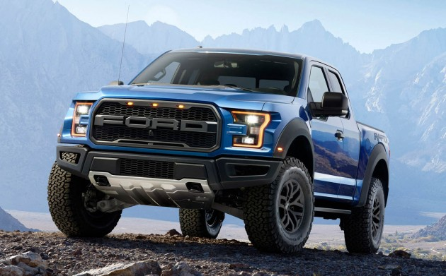 2016 Ford F 150 Raptor A High Performance Pickup Truck With Turbo And Ten Sd Automatic