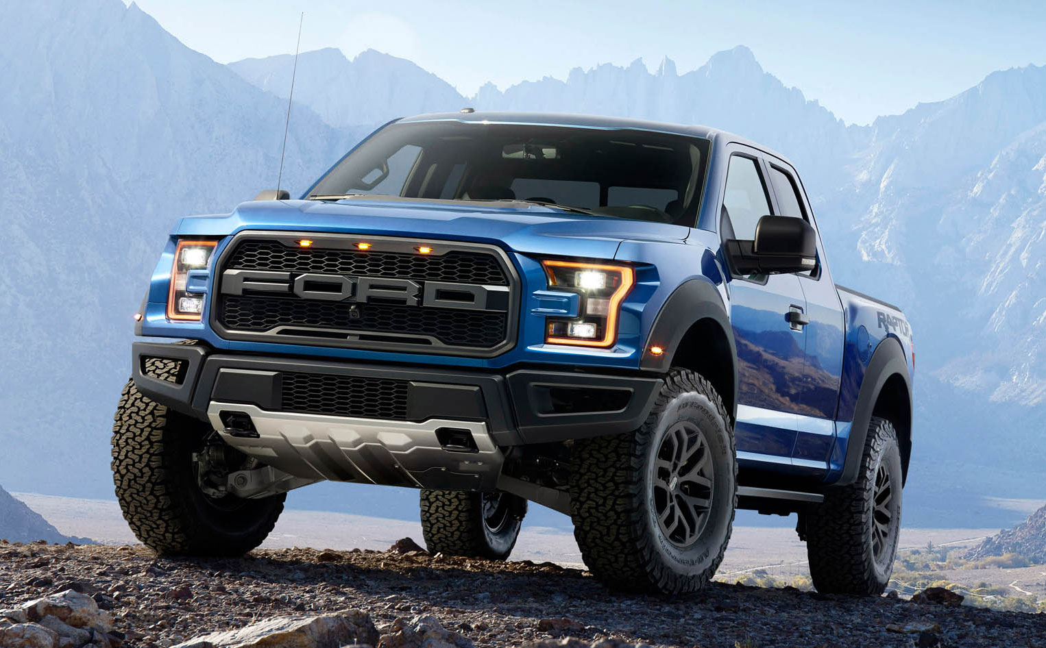 2016 ford f 150 raptor a high performance pickup truck with turbo power and