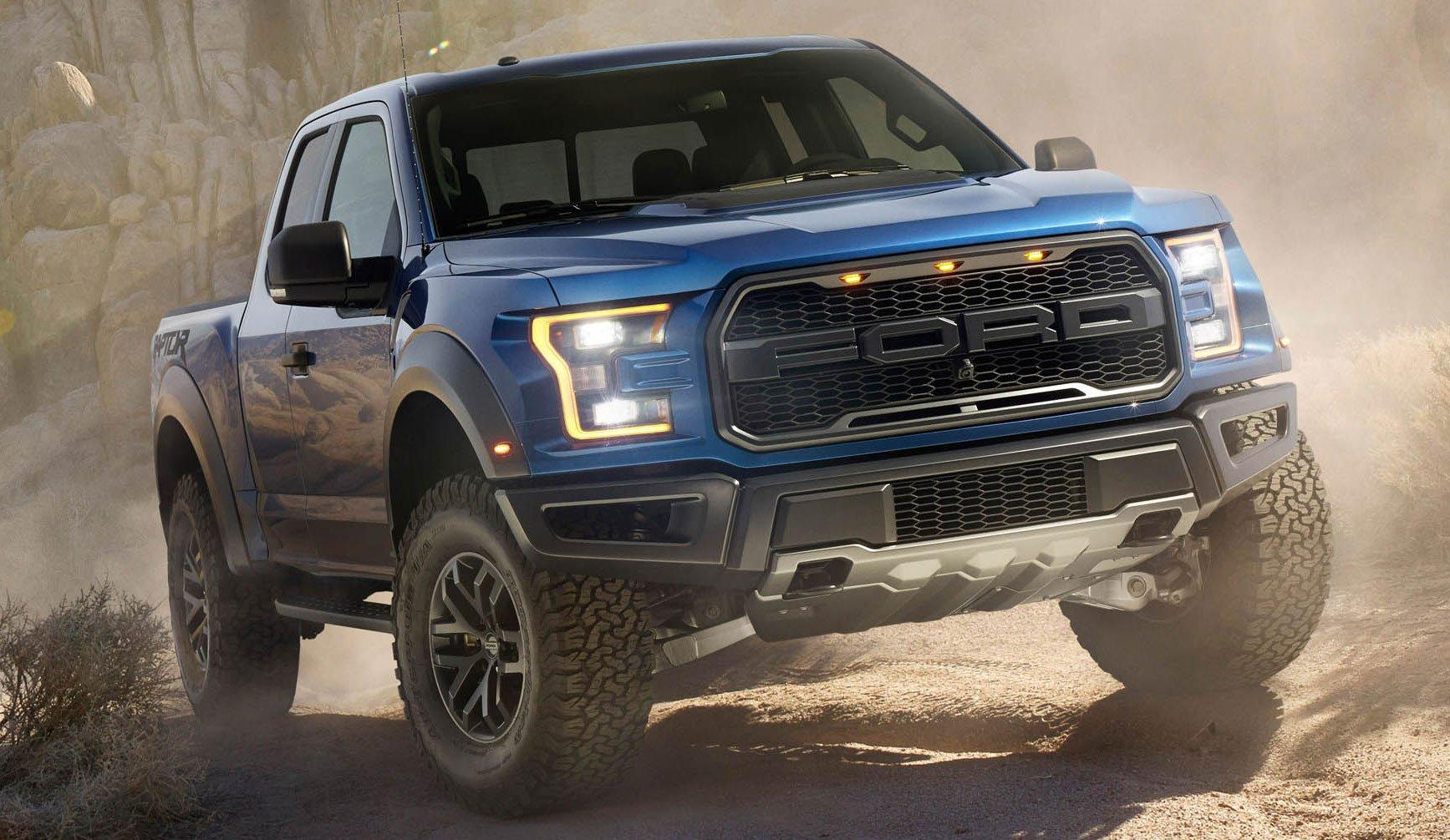 2016 ford f 150 raptor a high performance pickup truck. Black Bedroom Furniture Sets. Home Design Ideas