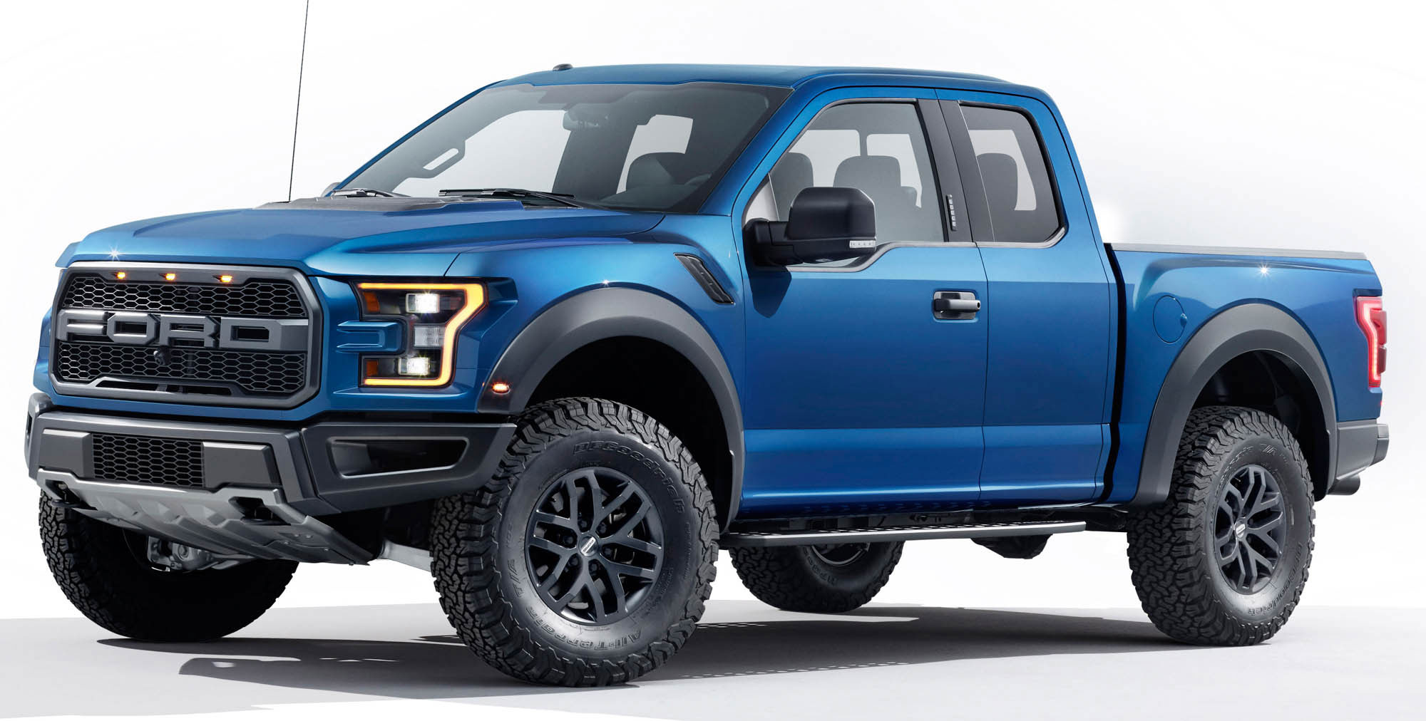 2016 Ford F 150 Raptor A High Performance Pickup Truck With Turbo And