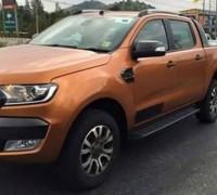 ford-ranger-wildtrak-facelift-spotted-thailand
