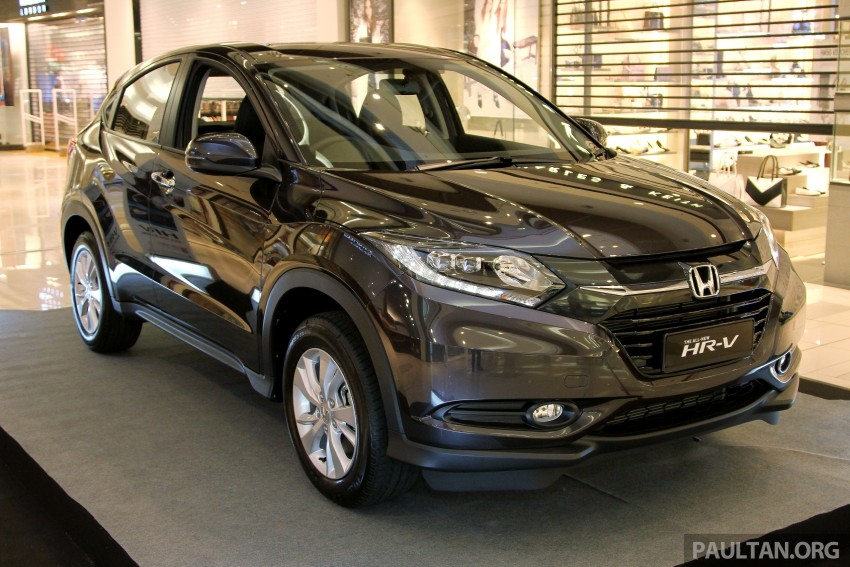 Honda HR-V in Malaysia – a closer look inside and out Image #304057