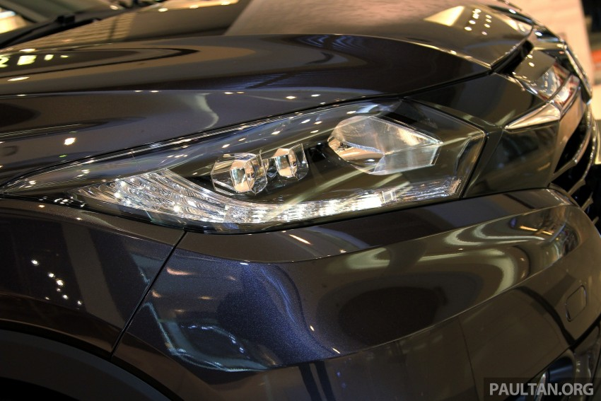 Honda HR-V in Malaysia – a closer look inside and out Image #304065