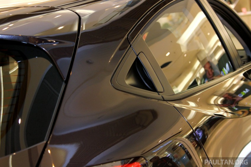 Honda HR-V in Malaysia – a closer look inside and out Image #304079