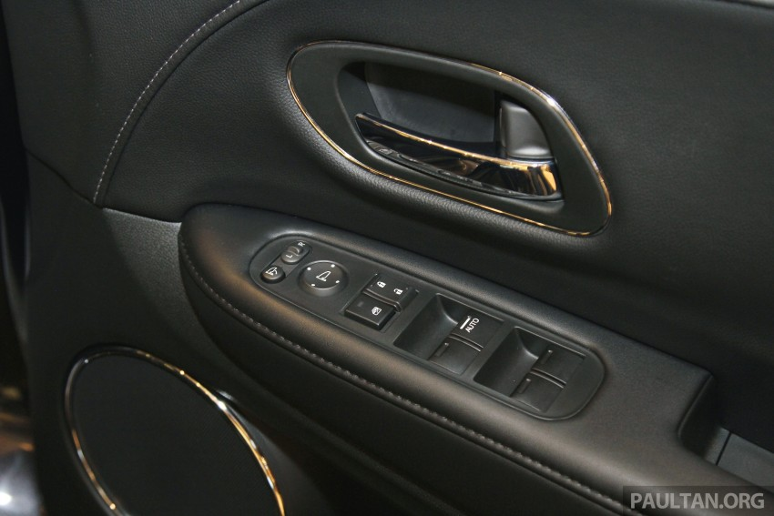 Honda HR-V in Malaysia – a closer look inside and out Image #304085