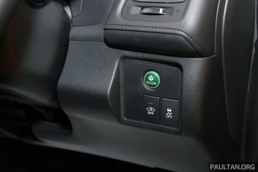 Honda HR-V in Malaysia – a closer look inside and out Image #304087