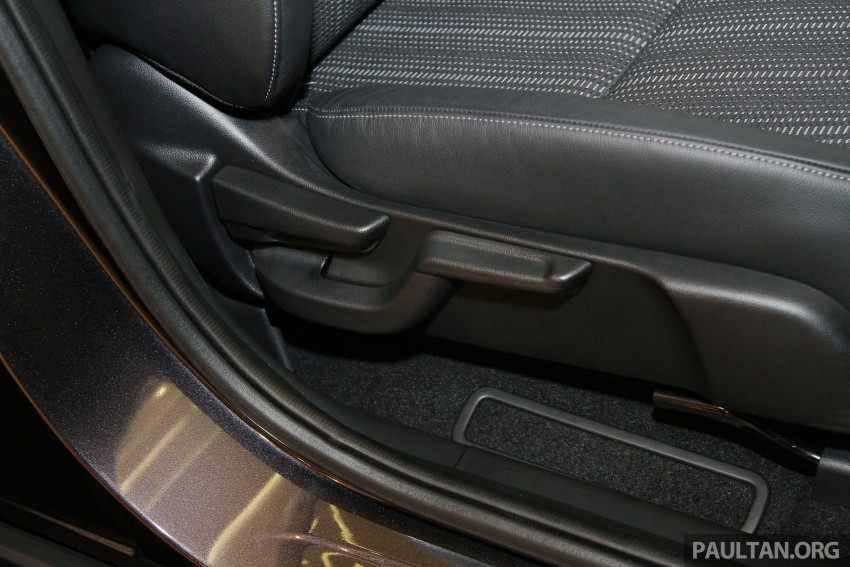 Honda HR-V in Malaysia – a closer look inside and out Image #304088
