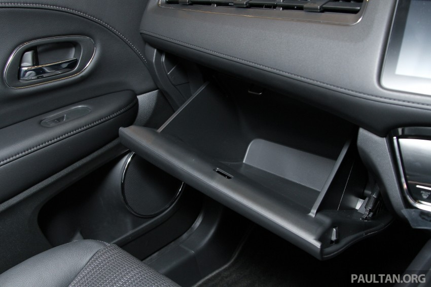 Honda HR-V in Malaysia – a closer look inside and out Image #304098
