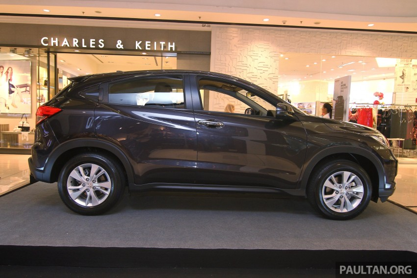 Honda HR-V in Malaysia – a closer look inside and out Image #304113