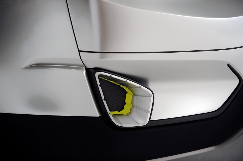 Hyundai Santa Cruz Crossover Truck concept unveiled Image #302825