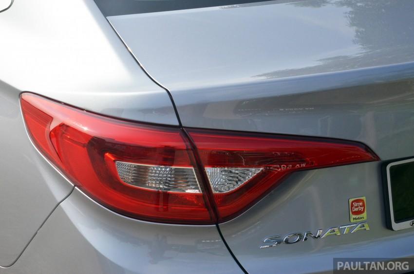 DRIVEN: Hyundai Sonata LF 2.0 Executive tested Image #301400