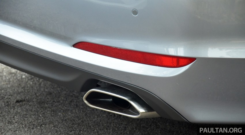 DRIVEN: Hyundai Sonata LF 2.0 Executive tested Image #301401