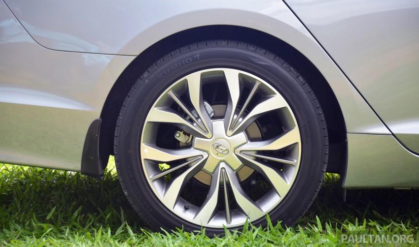DRIVEN: Hyundai Sonata LF 2.0 Executive tested Image #301405
