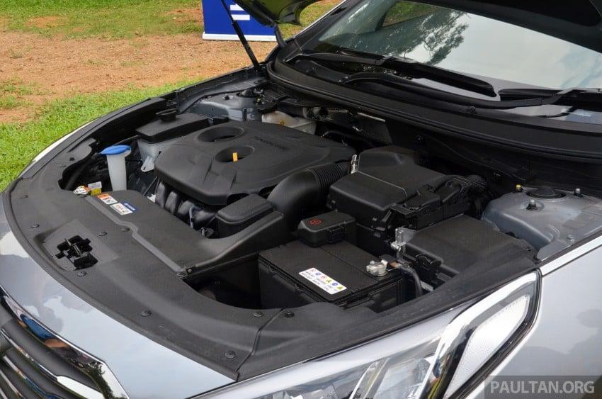 DRIVEN: Hyundai Sonata LF 2.0 Executive tested Image #301406