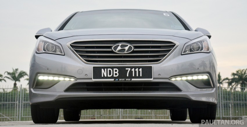 DRIVEN: Hyundai Sonata LF 2.0 Executive tested Image #301409