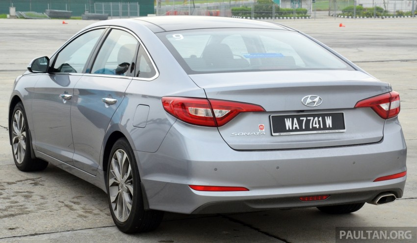 DRIVEN: Hyundai Sonata LF 2.0 Executive tested Image #301413