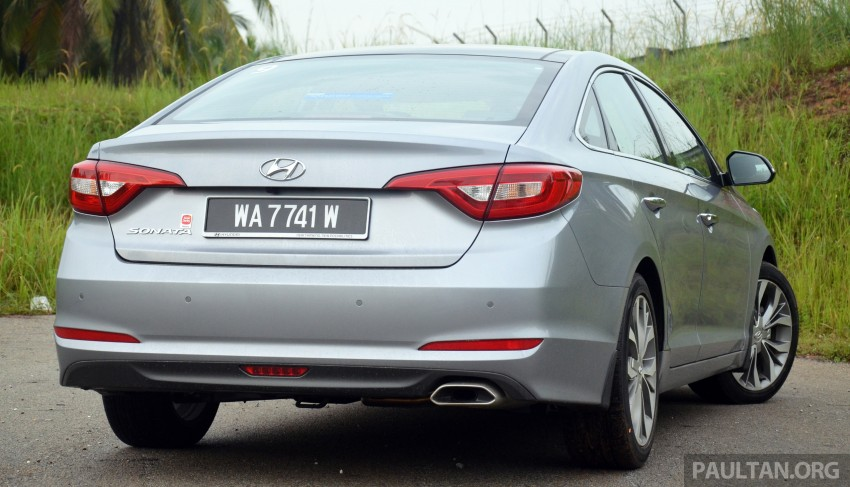 DRIVEN: Hyundai Sonata LF 2.0 Executive tested Image #301415