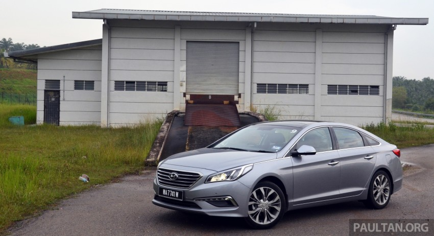 DRIVEN: Hyundai Sonata LF 2.0 Executive tested Image #301418