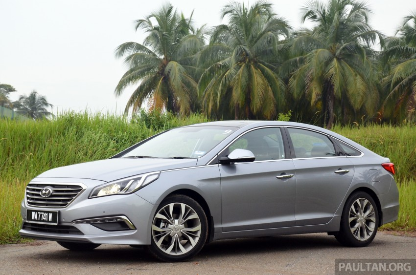 DRIVEN: Hyundai Sonata LF 2.0 Executive tested Image #301421