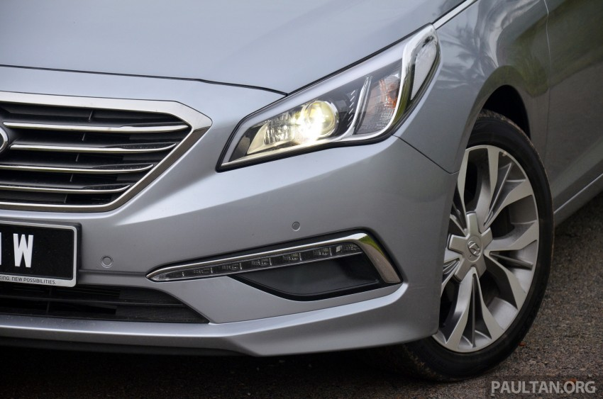DRIVEN: Hyundai Sonata LF 2.0 Executive tested Image #301423