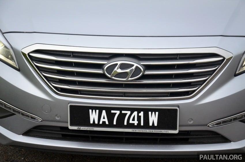 DRIVEN: Hyundai Sonata LF 2.0 Executive tested Image #301424