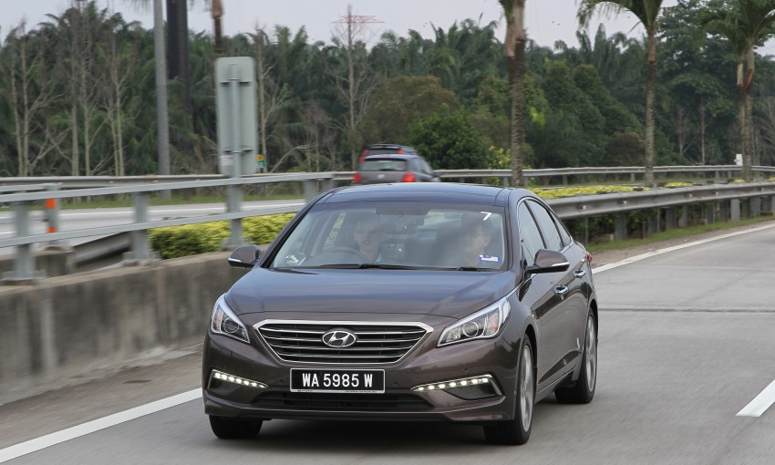 DRIVEN: Hyundai Sonata LF 2.0 Executive tested Image #301504