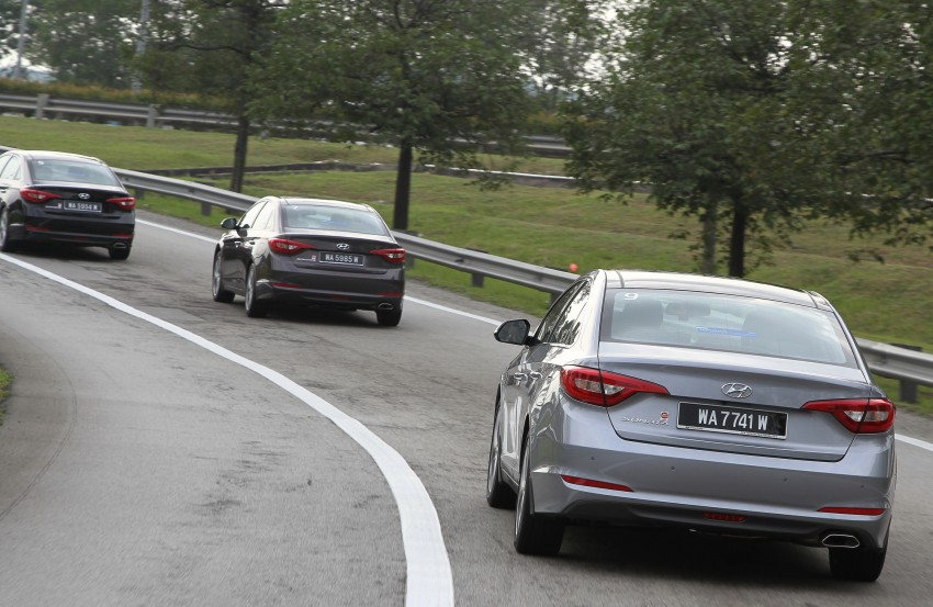 DRIVEN: Hyundai Sonata LF 2.0 Executive tested Image #301505