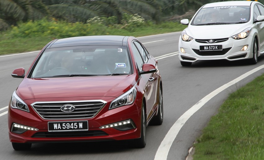DRIVEN: Hyundai Sonata LF 2.0 Executive tested Image #301510