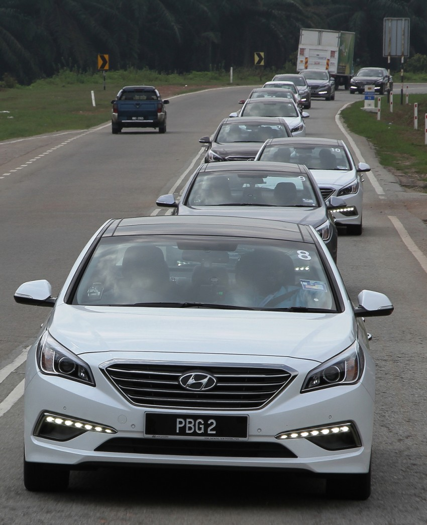 DRIVEN: Hyundai Sonata LF 2.0 Executive tested Image #301511