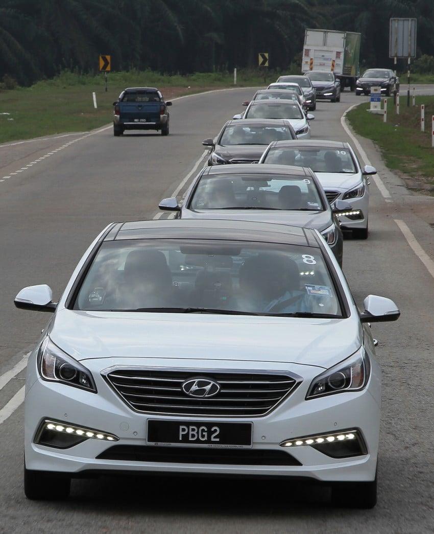 DRIVEN: Hyundai Sonata LF 2.0 Executive tested Image #301511