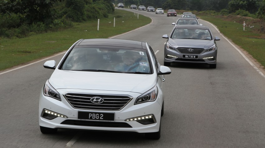 DRIVEN: Hyundai Sonata LF 2.0 Executive tested Image #301512