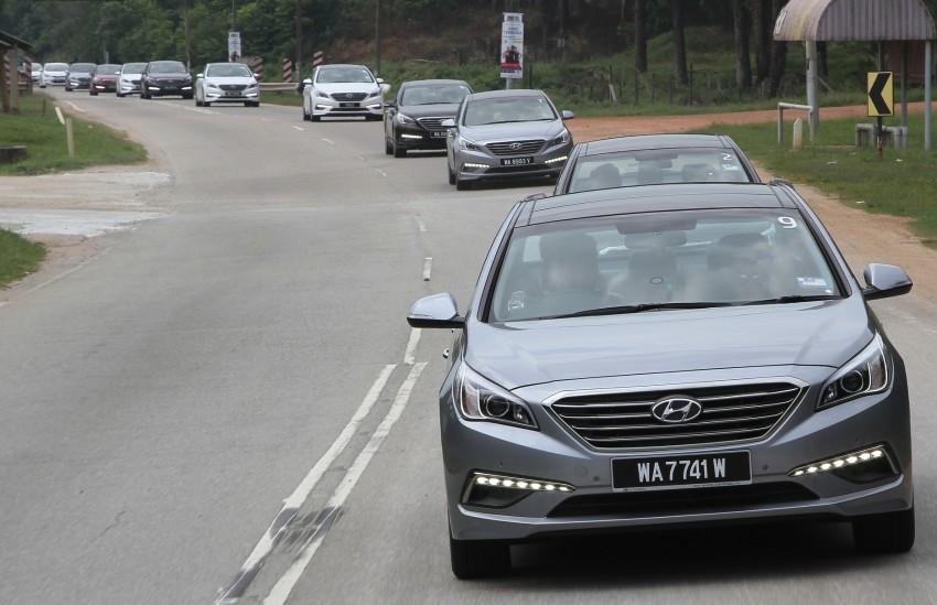 DRIVEN: Hyundai Sonata LF 2.0 Executive tested Image #301513