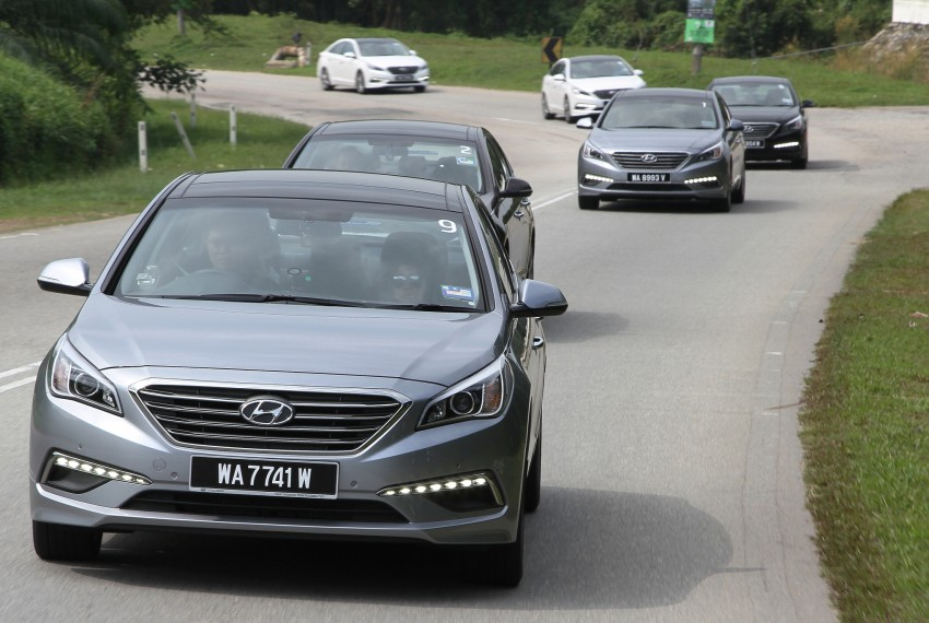 DRIVEN: Hyundai Sonata LF 2.0 Executive tested Image #301515
