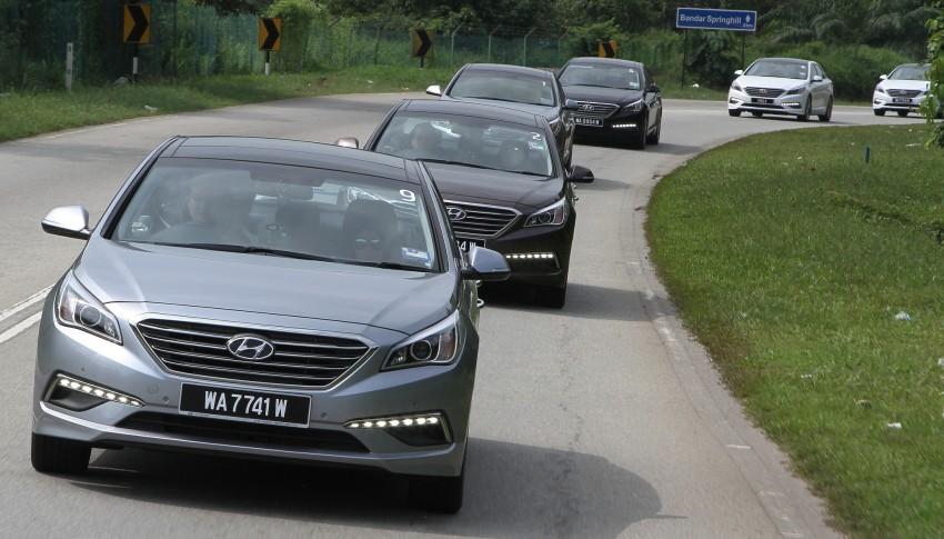DRIVEN: Hyundai Sonata LF 2.0 Executive tested Image #301517