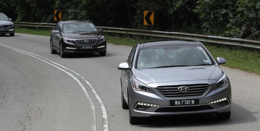 DRIVEN: Hyundai Sonata LF 2.0 Executive tested Image #301519