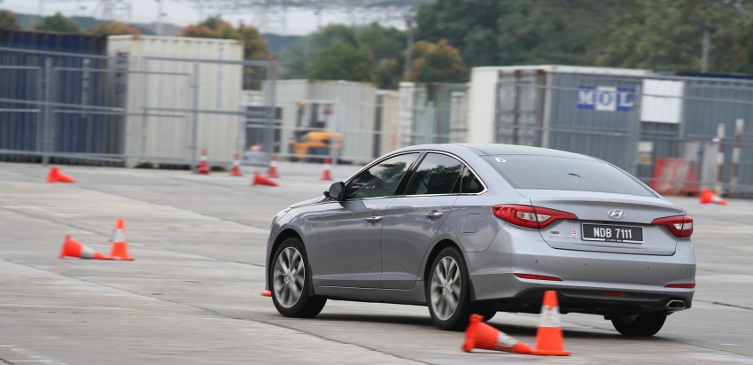 DRIVEN: Hyundai Sonata LF 2.0 Executive tested Image #301522