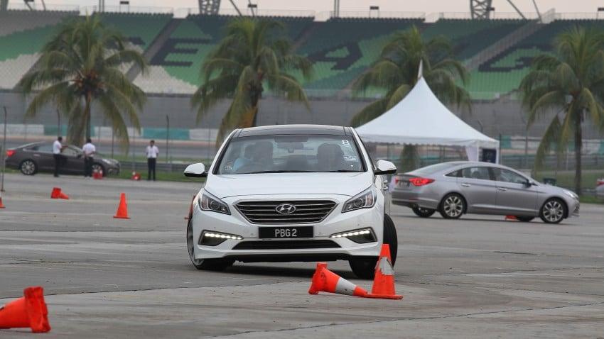 DRIVEN: Hyundai Sonata LF 2.0 Executive tested Image #301524