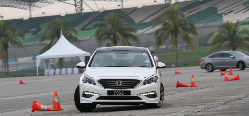 DRIVEN: Hyundai Sonata LF 2.0 Executive tested Image #301525