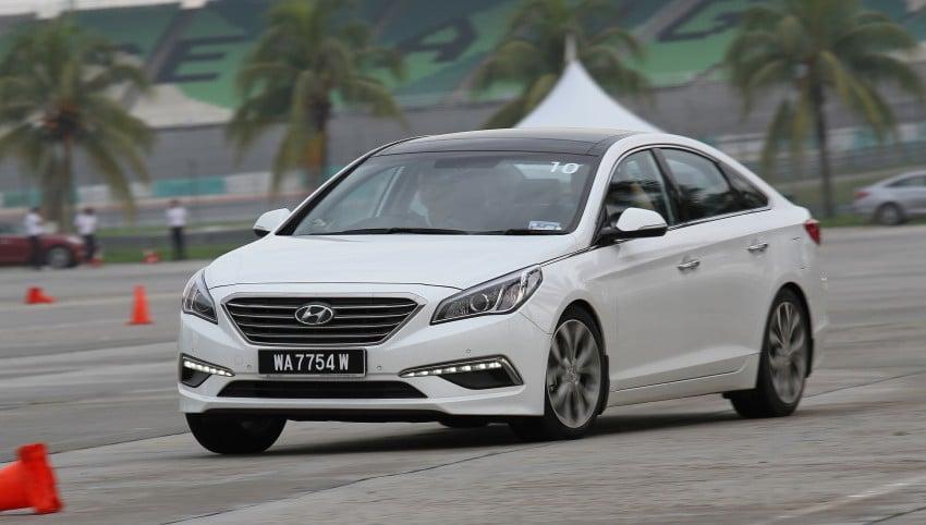 DRIVEN: Hyundai Sonata LF 2.0 Executive tested Image #301526