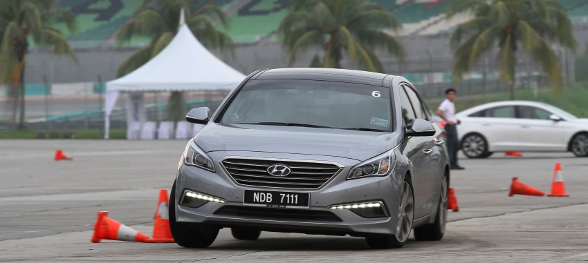 DRIVEN: Hyundai Sonata LF 2.0 Executive tested Image #301527