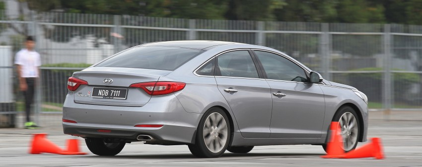 DRIVEN: Hyundai Sonata LF 2.0 Executive tested Image #301528
