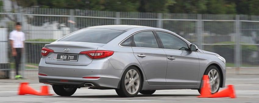 DRIVEN: Hyundai Sonata LF 2.0 Executive tested Image #301528