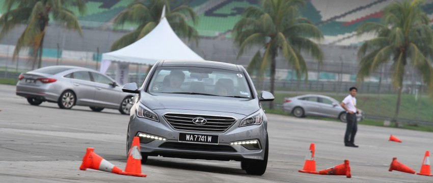 DRIVEN: Hyundai Sonata LF 2.0 Executive tested Image #301529