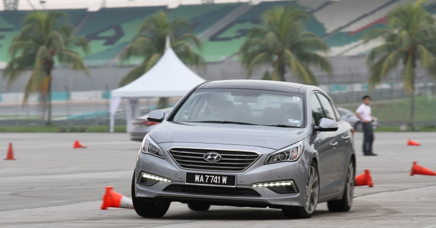 DRIVEN: Hyundai Sonata LF 2.0 Executive tested Image #301530