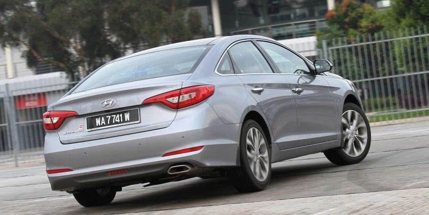 DRIVEN: Hyundai Sonata LF 2.0 Executive tested Image #301531