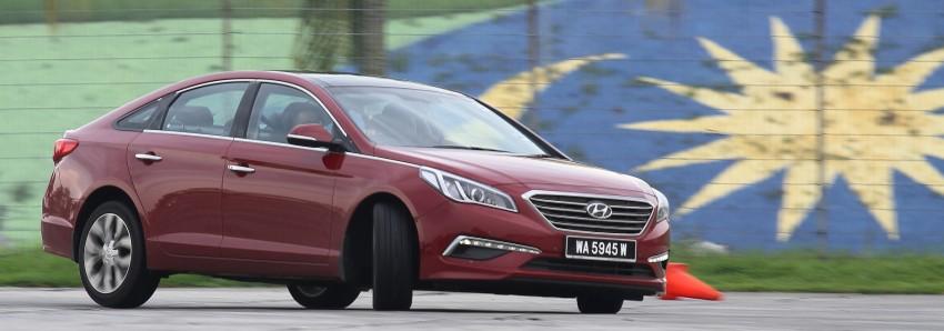 DRIVEN: Hyundai Sonata LF 2.0 Executive tested Image #301534