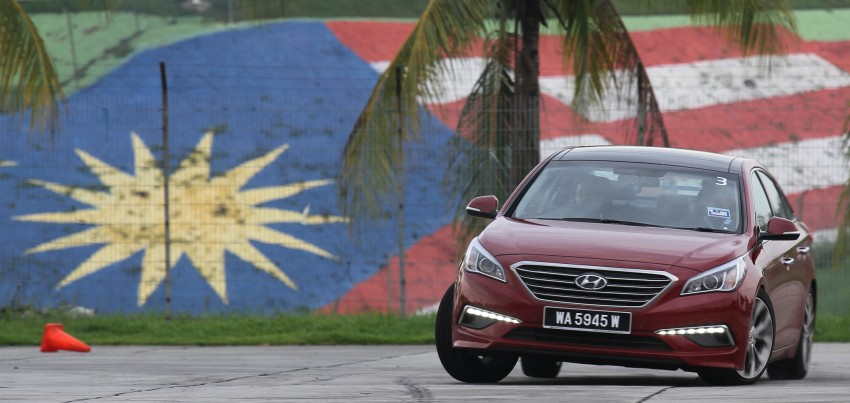 DRIVEN: Hyundai Sonata LF 2.0 Executive tested Image #301535