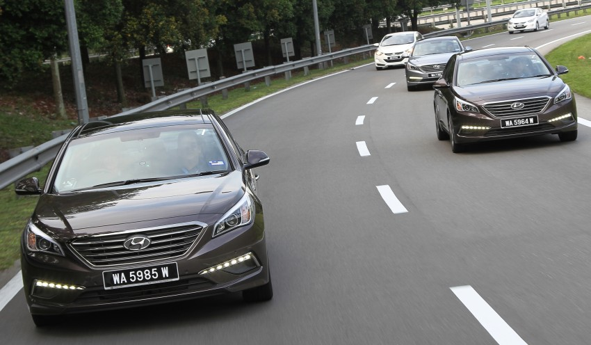 DRIVEN: Hyundai Sonata LF 2.0 Executive tested Image #301497